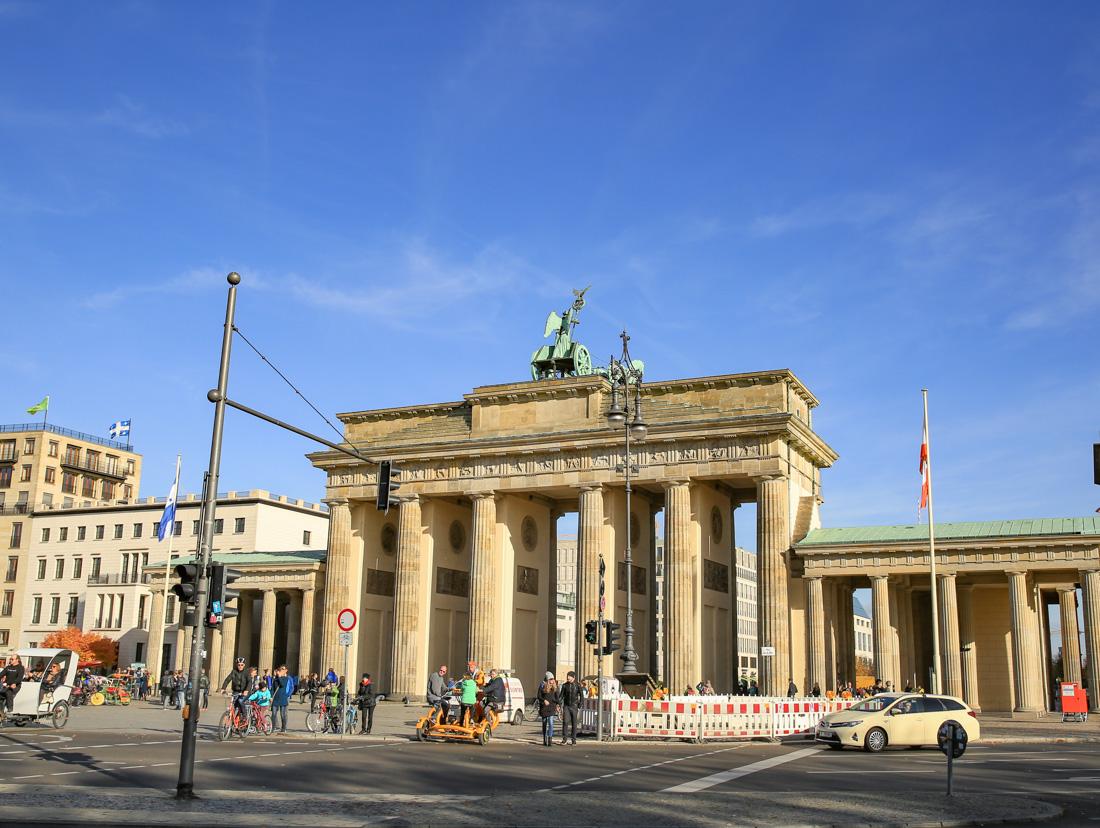 Bezienswaardigheden in Berlijn