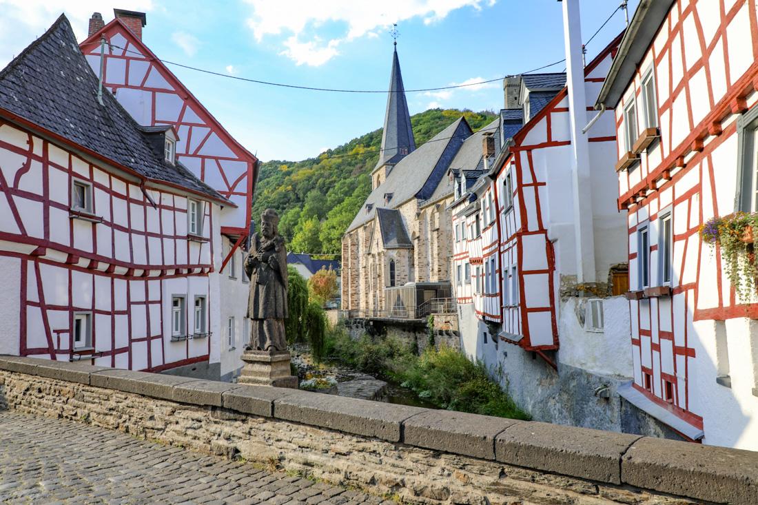 plaatsen in de Eifel